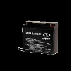 باتری-سیلد-ساکن-یو-پی-اس-راین-18-آمپر-صبا-باتری